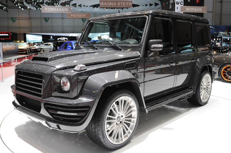 Mansory G-Couture